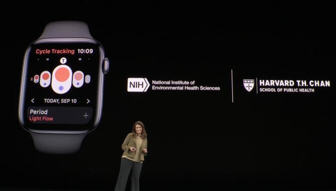 Apple将负责监督关注女性健康 听力和行动能力的新医学研究