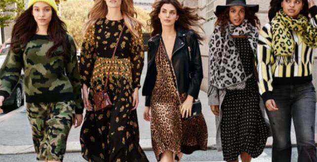 沃尔玛正在带回时尚潮流品牌Scoop 以期榨取时尚业务