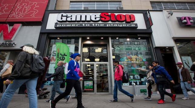 GameStop已经计划关闭多达200家商店 但很快就会关闭更多商店