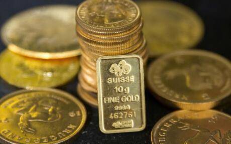 在袭击沙特阿拉伯石油工厂后 黄金价格上涨1%