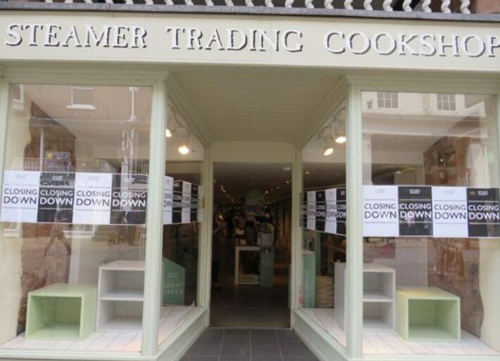 品牌收购后 新的两层炊具店在切斯特开业免费赠品可供抢购