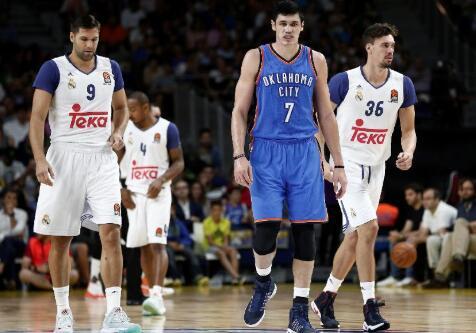 NBA如何通过在每个可玩的大陆上建立联赛来扩展全球影响力
