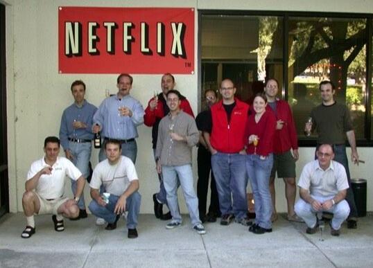 为何Netflix的联合创始人马克·兰道夫说总是像初创公司一样思考