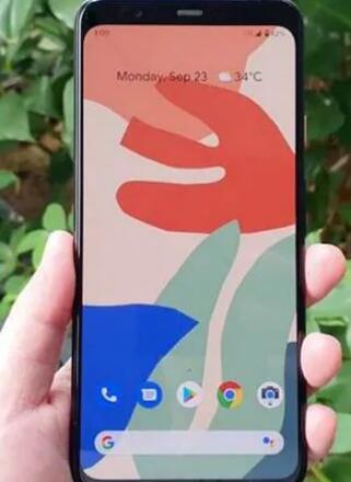 谷歌Pixel 4XL图片在10月15日发布之前就泄露了