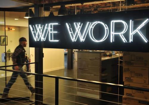 软银可能在IPO推迟后向WeWork投入10亿美元