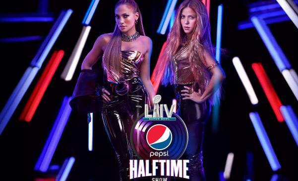 詹妮弗·洛佩兹 夏奇拉将成为百事可乐超级碗中场秀的头条新闻