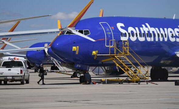 西南航空的飞行员起诉波音737 Max停飞