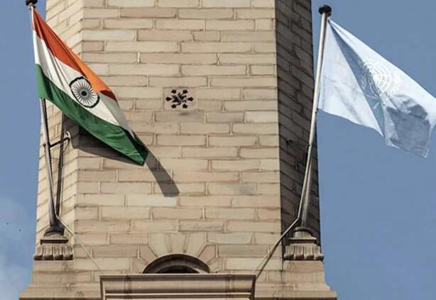 印度在34个国家中按时向联合国支付全部预算会费