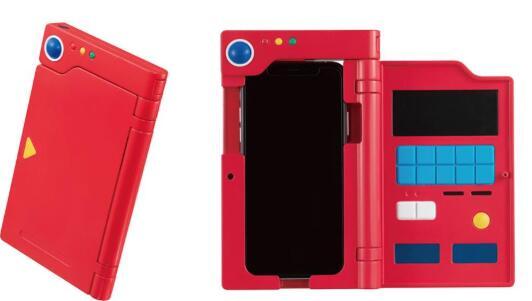 对于要全力以赴的神奇宝贝粉丝 万代明年将发布PokédexiPhone手机壳