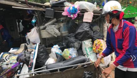 在卡马拉处理废物该怎么做