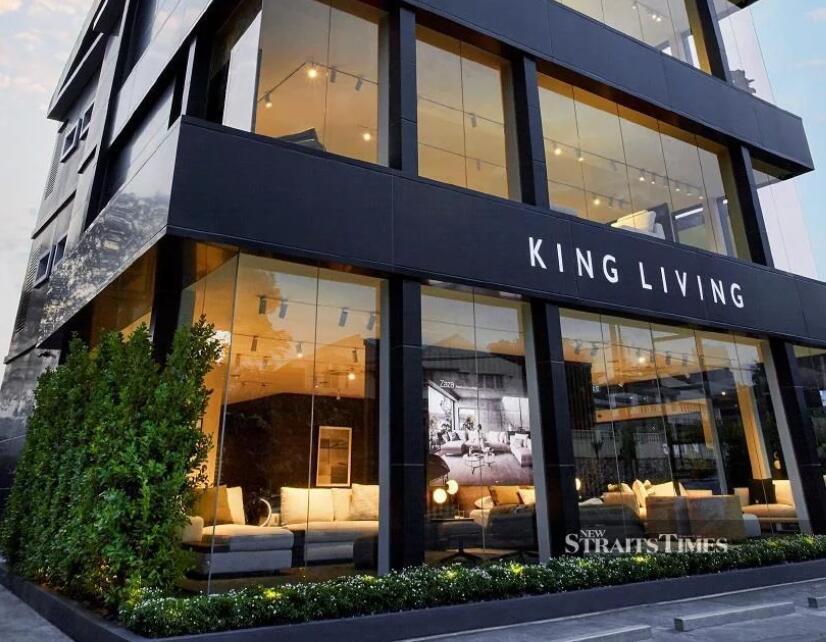 King Living品牌认可度将继续在马来西亚增长