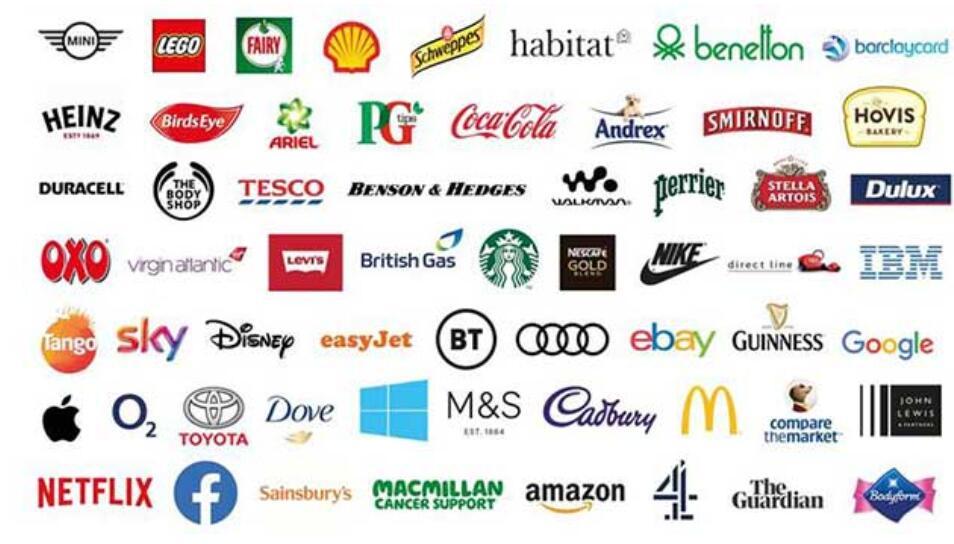 在过去60年中最具标志性的品牌是什么