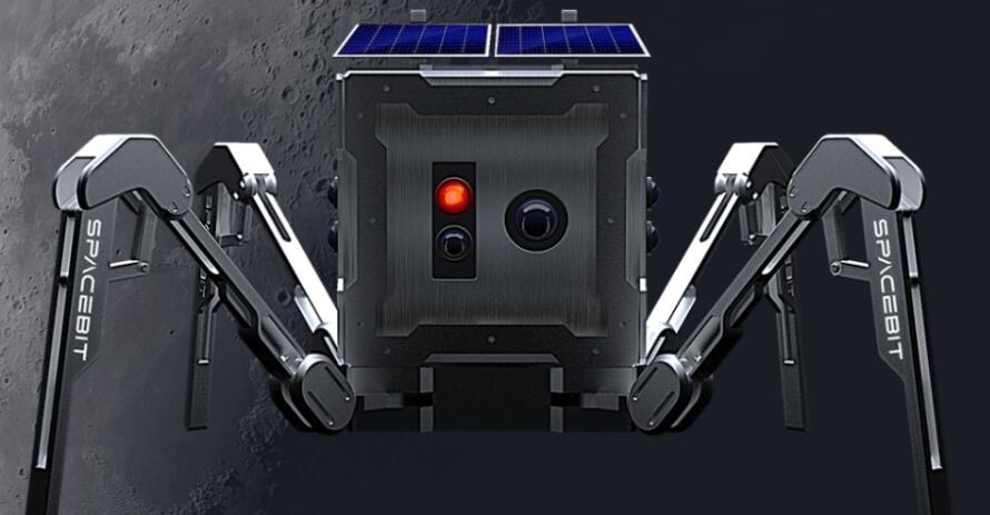 腿式月球车创业公司Spacebit吸引拉美伙伴进行月球任务