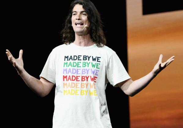 WeWork创始人获得1.7B的付款离开公司