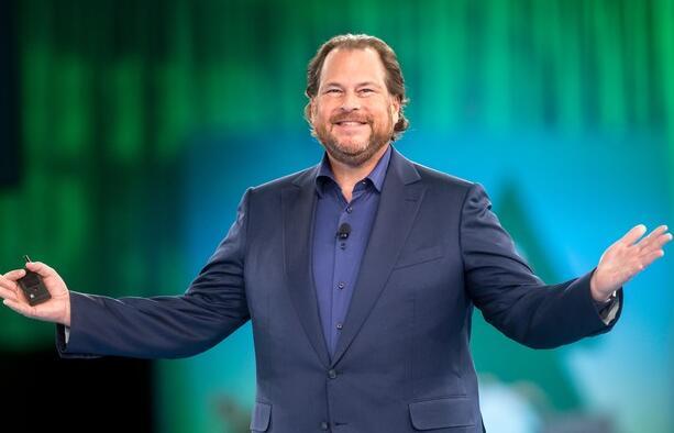 无需为SaaS寻找创业公司 Salesforce会做得很好