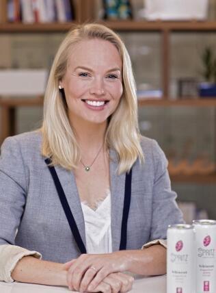 在风味和市场研究中起泡茶初创公司得分很高