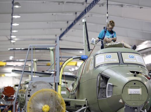 耐用品订单下降1.1%商业投资再次减少对美国经济不利