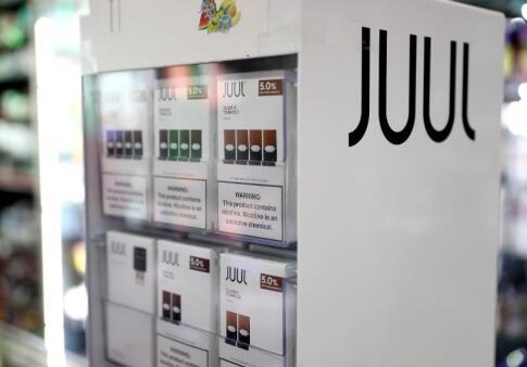 Juul说它将在Vaping审查中解雇员工