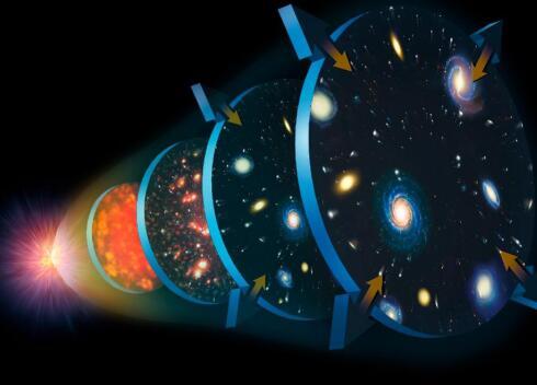 超级新望远镜首次亮相