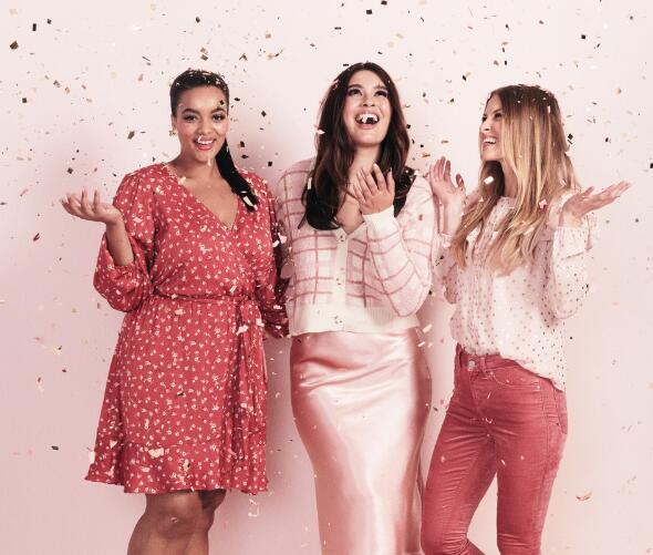 劳伦·康拉德十年前创立了她的时尚品牌