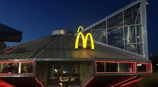 麦当劳市场再次走向历史高位