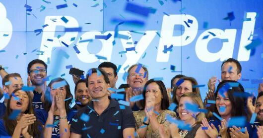 PayPal在Uber的IPO中投资了5亿美元