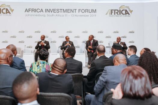非洲投资论坛宣布价值670亿美元的破纪录交易