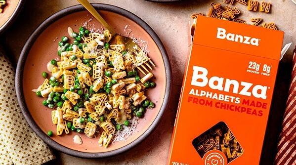 Banza筹集了2000万美元专注于餐饮服务和品牌