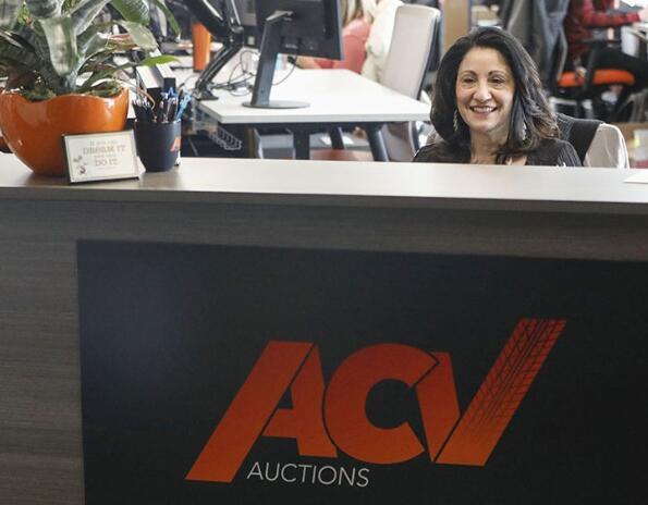 从创业到1.5B ACV Auctions成为布法罗首个独角兽
