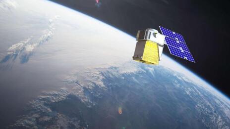 这家初创公司刚刚筹集了1300万美元用于建造卫星即服务