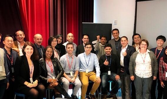 25名Concordia学生加入爱立信全球人工智能加速器