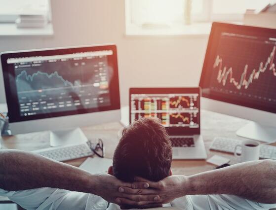 这是股票市场允许您单击按钮来买卖自己喜欢的公司的股票的方式