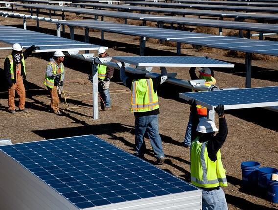 为什么SunPower今天的股价暴跌了13%