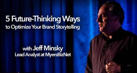 优化品牌故事的5种未来思考方法