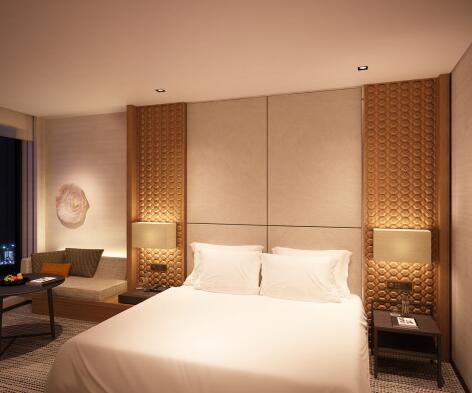 柏悦酒店品牌庆祝多哈柏悦酒店的首次亮相