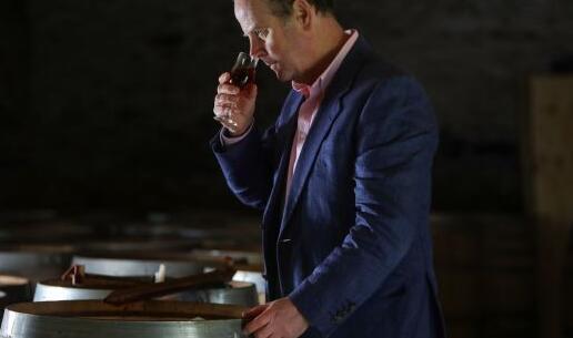 Daniel O'Connell的家人以Liberator威士忌品牌向祖先致敬
