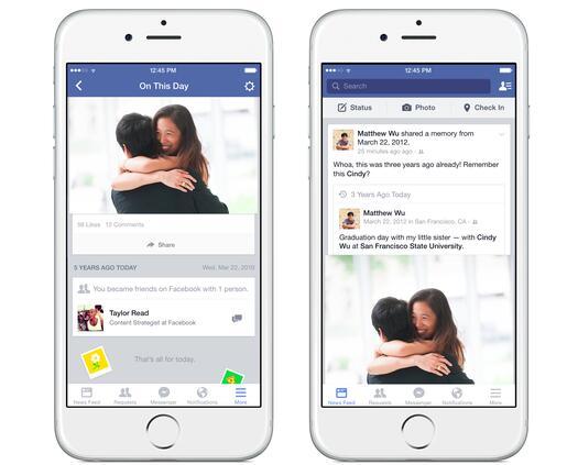 Facebook将让您与您合影 此举不太可能使反托拉斯监管机构安抚