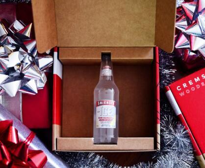 Smirnoff Ice与豪华家居用品品牌合作为今年的节日礼物交换创造必备的礼物