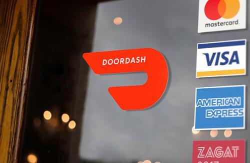 DoorDash是美国发展最快的品牌