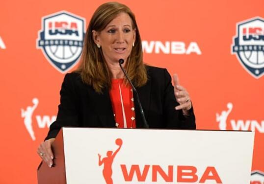 麦当劳任命WNBA委员