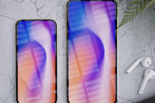 六款全新Apple iPhone曝光 iPhone 12震撼