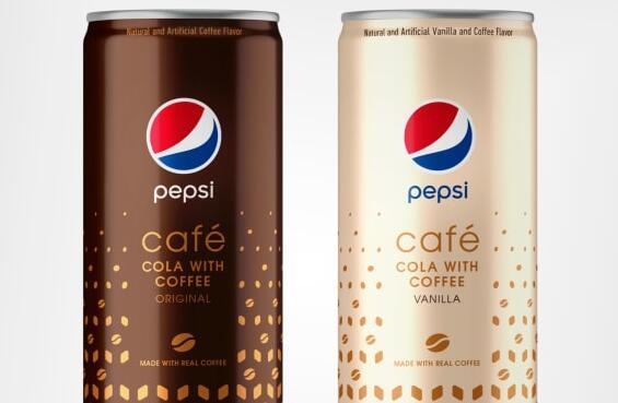 百事可乐明年将推出百事可乐咖啡因饮料