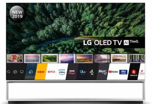 LG开始出货8K电视升级盒