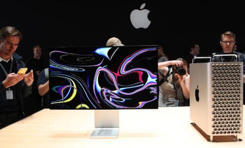 蒂姆库克扩大了已经大量使用的Mac Pro