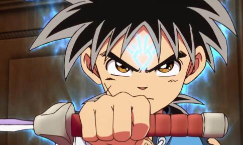 勇者斗恶龙Dai族的冒险即将上映的新动漫和游戏