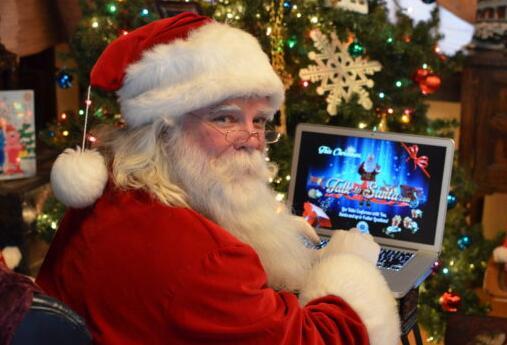 莱克伍德这家初创公司有300名圣诞老人待命