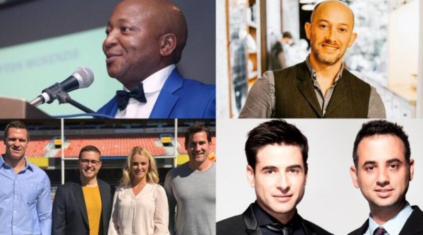 是否有争议这些SA企业家今年发起或投资了一家初创企业