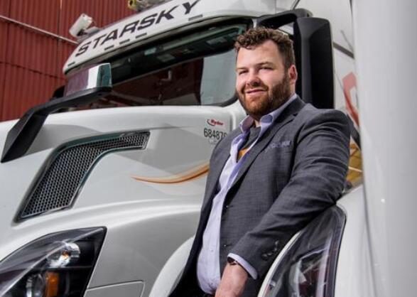 旧金山自动驾驶卡车创业公司寻找买家