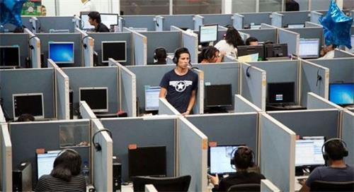 2012年至2018年间 服务业增加了400万个工作岗位