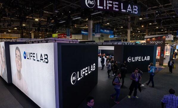 2020年国际消费电子展 宝洁表示创新像初创企业一样运作与初创企业竞争